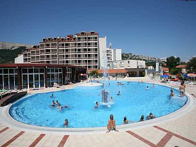 Hotel  CORINTHIA -  Baška (Krk)