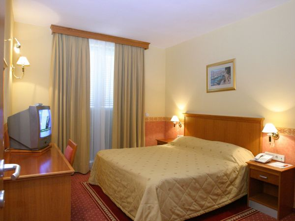 Apartment, superior for 2 person with 2 extra beds, park side with balcony, and with breakfast