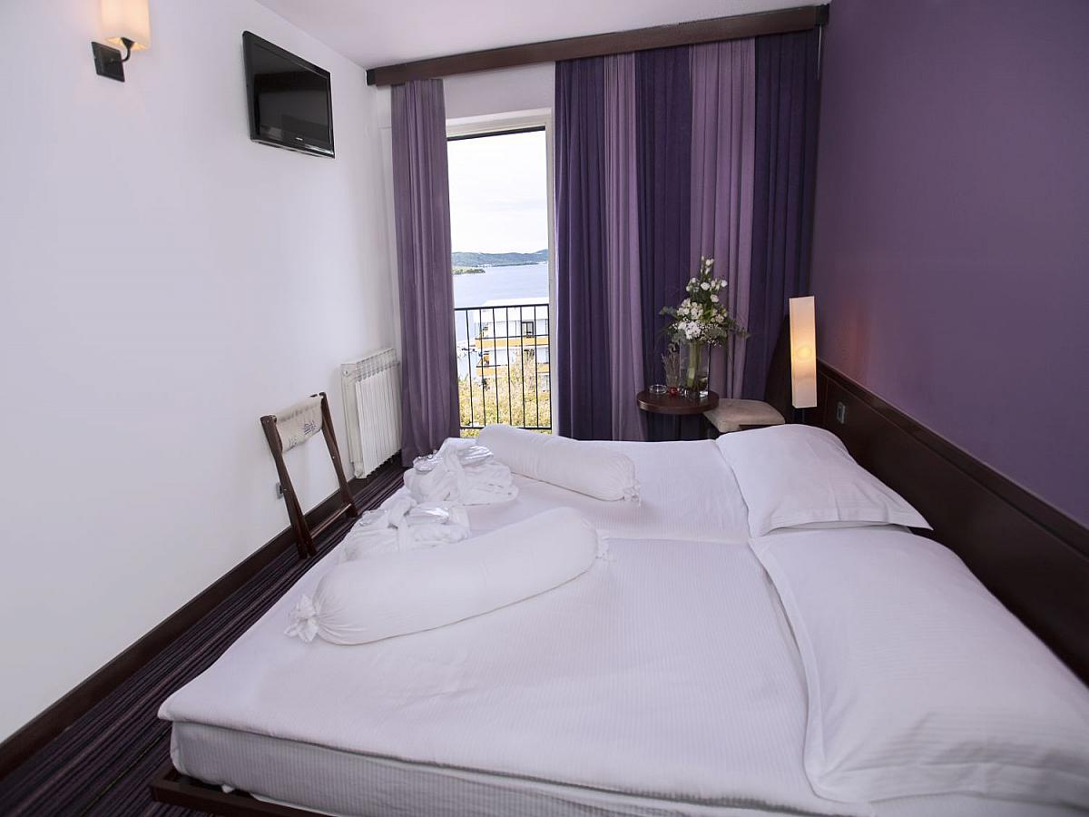Double comfort room with halfboard