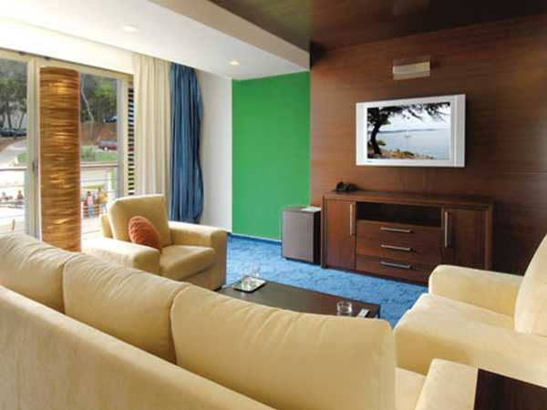Apartment for 2 people - sea view - executive suite- with half board