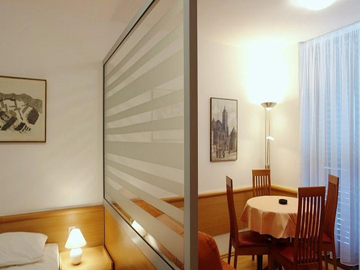Studio apartment for 3 people