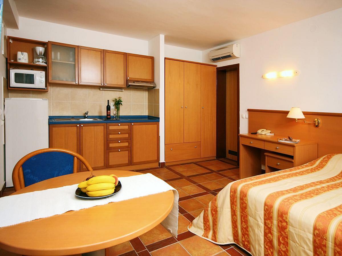 Apartament deluxe dla 2 osób strona morska
