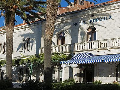 Hotel  KORČULA -  Korčula (Korčula)
