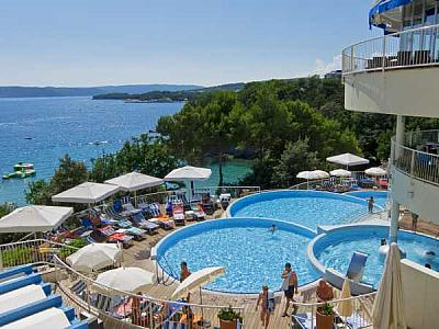 Hotel  VALAMAR KORALJ ROMANTIC -  Krk (Krk)
