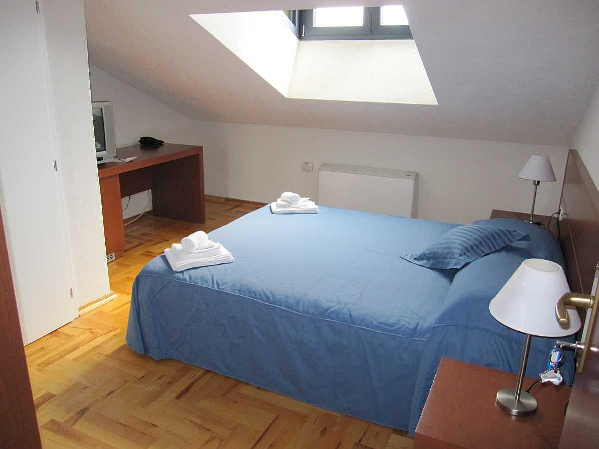 Double room with half board - Attic