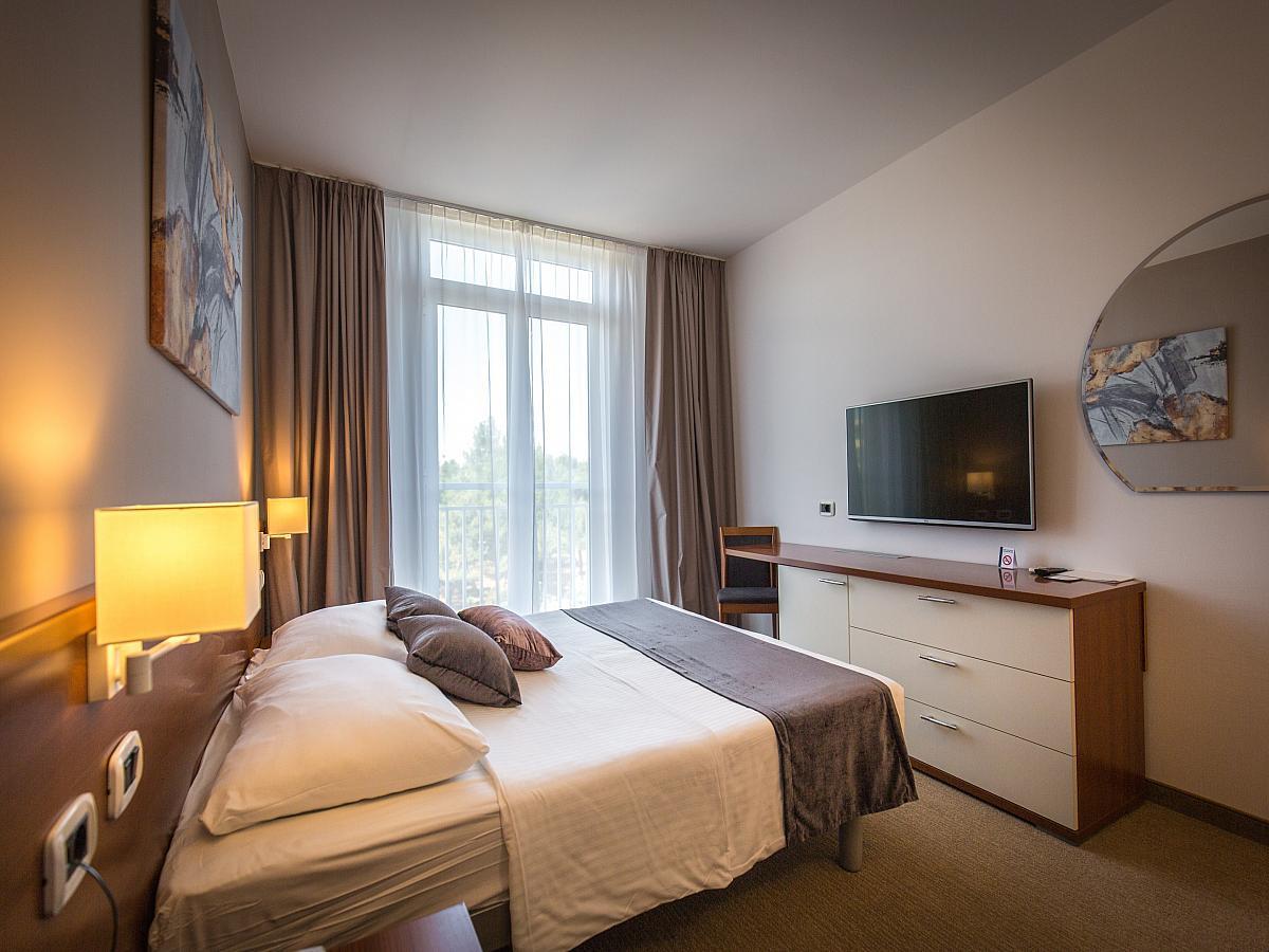Doppelzimmer mit Parkseite light  all inclusive