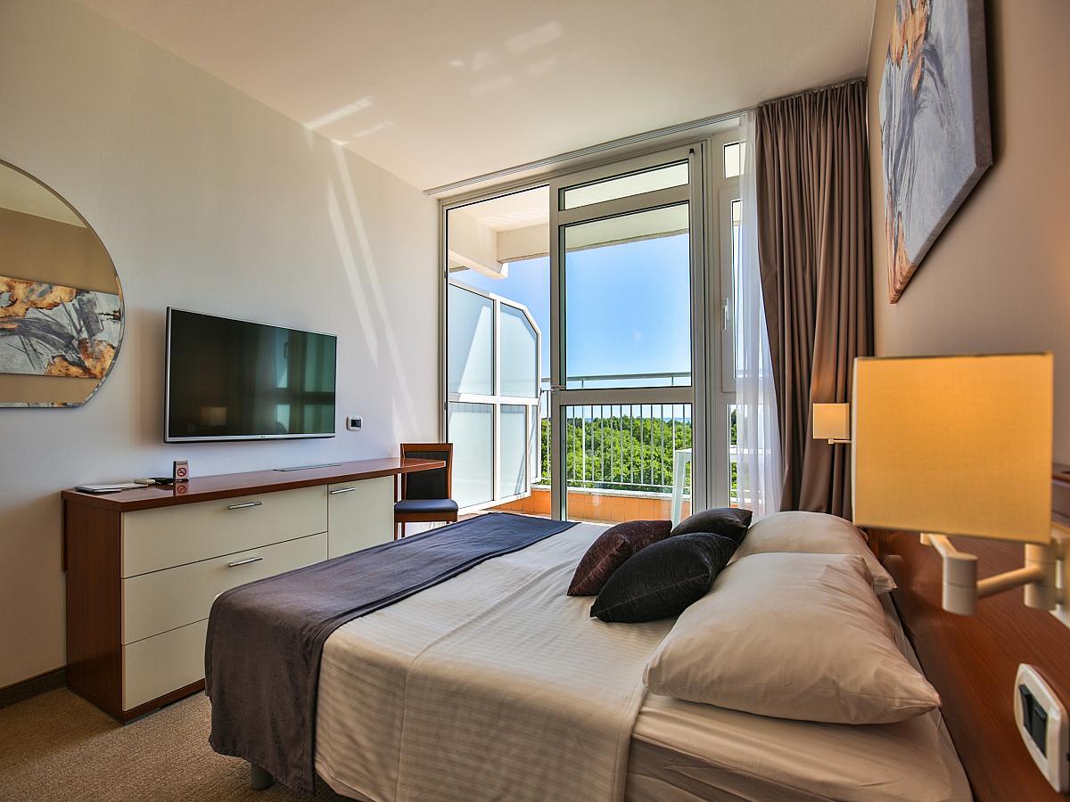 Doppelzimmer Meerseite light  all inclusive