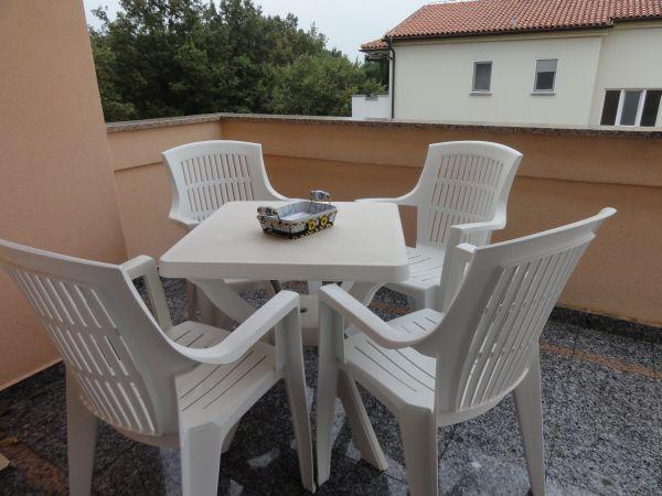 ferienwohnung beni medulin istrien medulin uniline kroatien. Black Bedroom Furniture Sets. Home Design Ideas