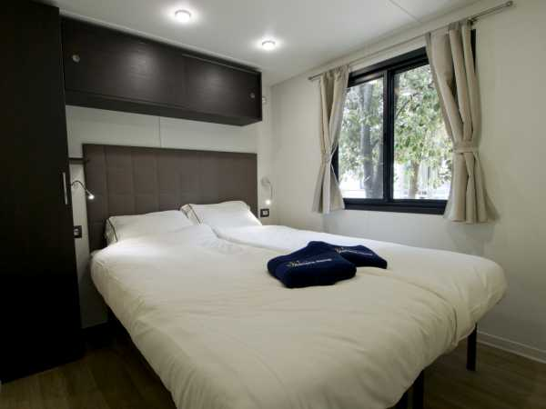 Mobile home Aria for 6 people