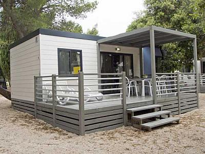 Mobile home  ZATON HOLIDAY RESORT (mh) -  Nin (Zadar)