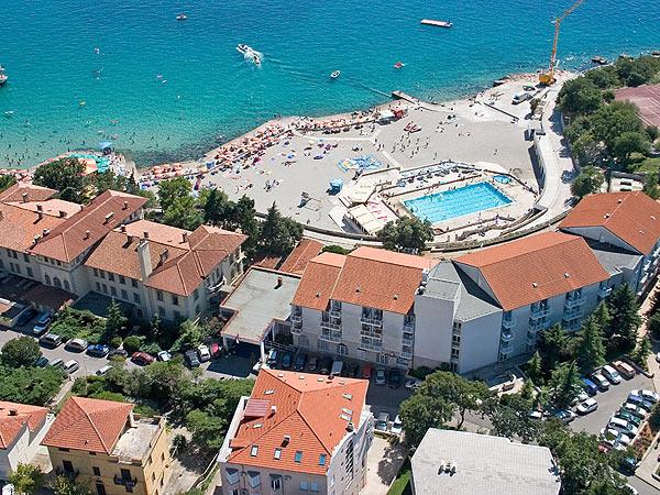 Adria Beach Hotel Novi Vinodolski