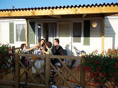 AMINESS SIRENA CAMPSITE HOLIDAY HOMES - Novigrad