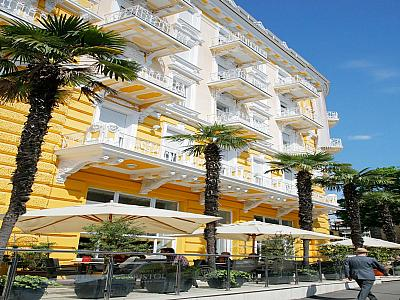Hotel  BRISTOL by OHM Group -  Opatija (Opatija)