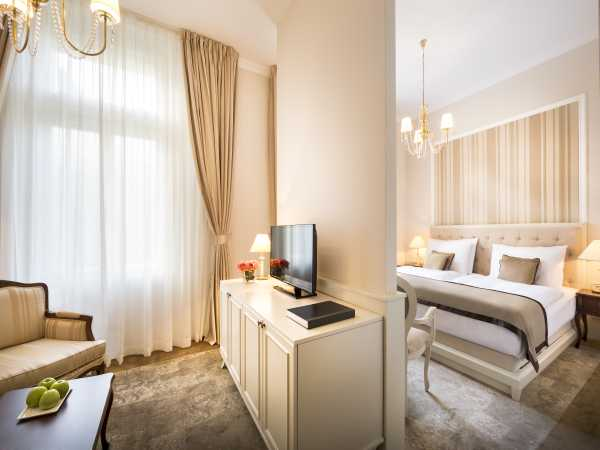 Double room park side Superior bed & breakfast