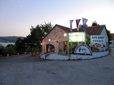 Camping  CLUB PERNA (mh) -  Perna (Pelješac)