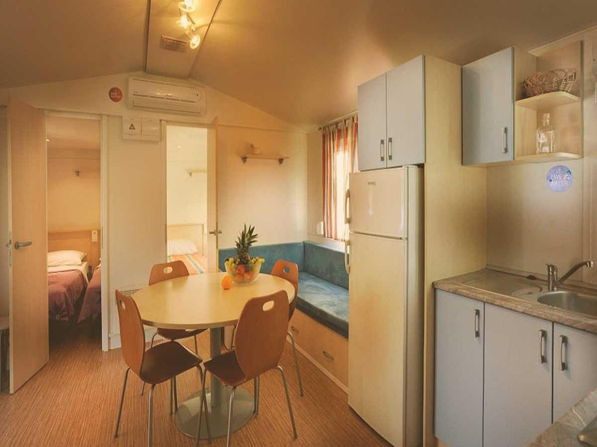 mobile h user camping village imuni pag inseln pag. Black Bedroom Furniture Sets. Home Design Ideas