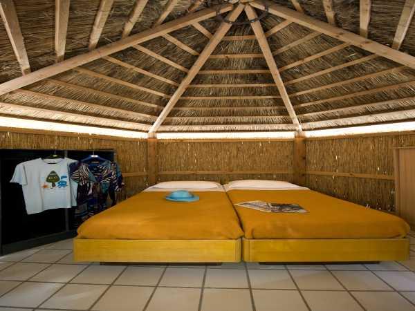 Domek drewniany dla 2 osób light all inclusive