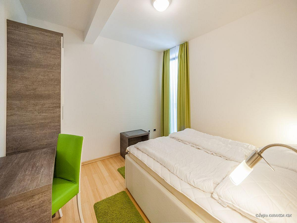 Apartment for 2 people with extra bed  (45m2)