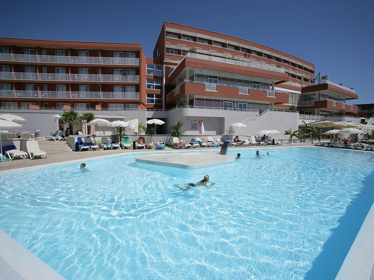 Hotel Laguna Albatros Poreč
