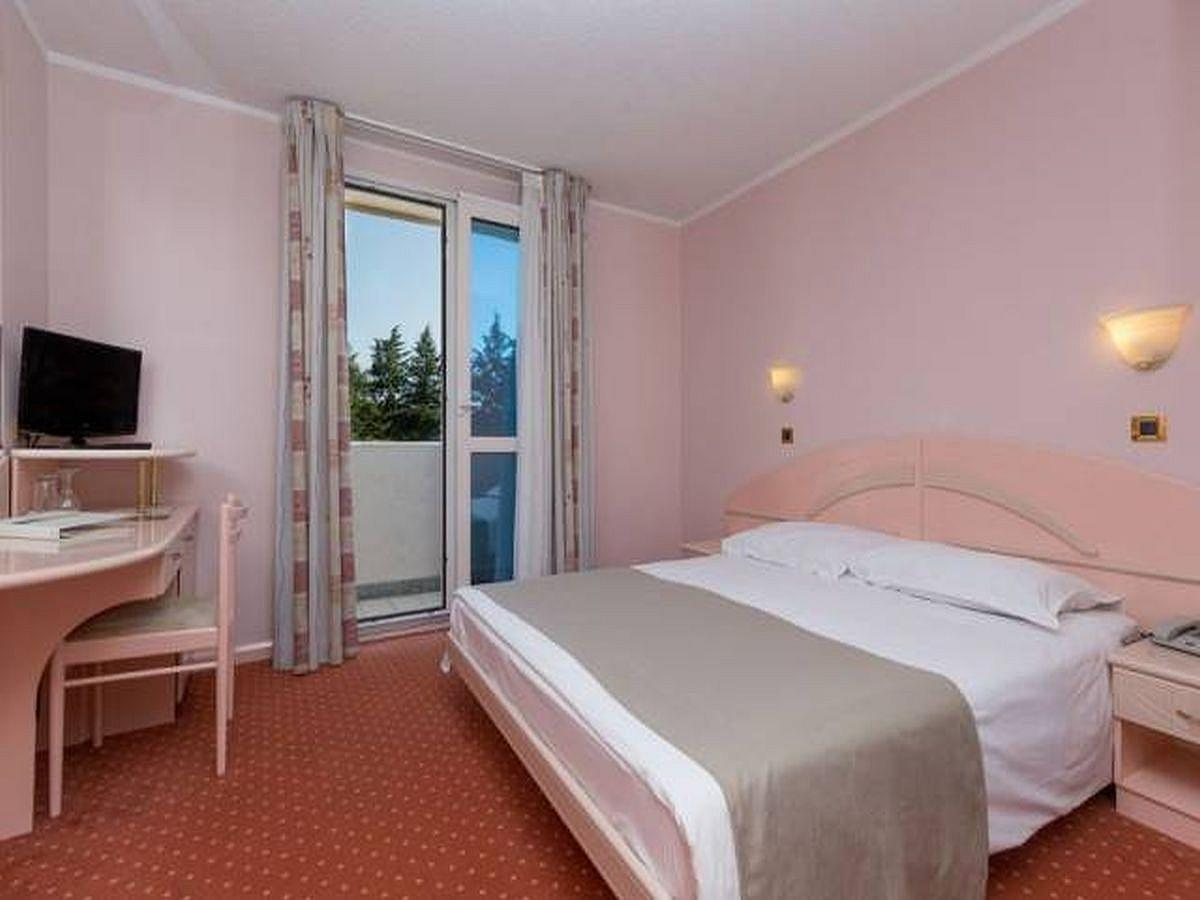 Double room with balcony, light all inclusive