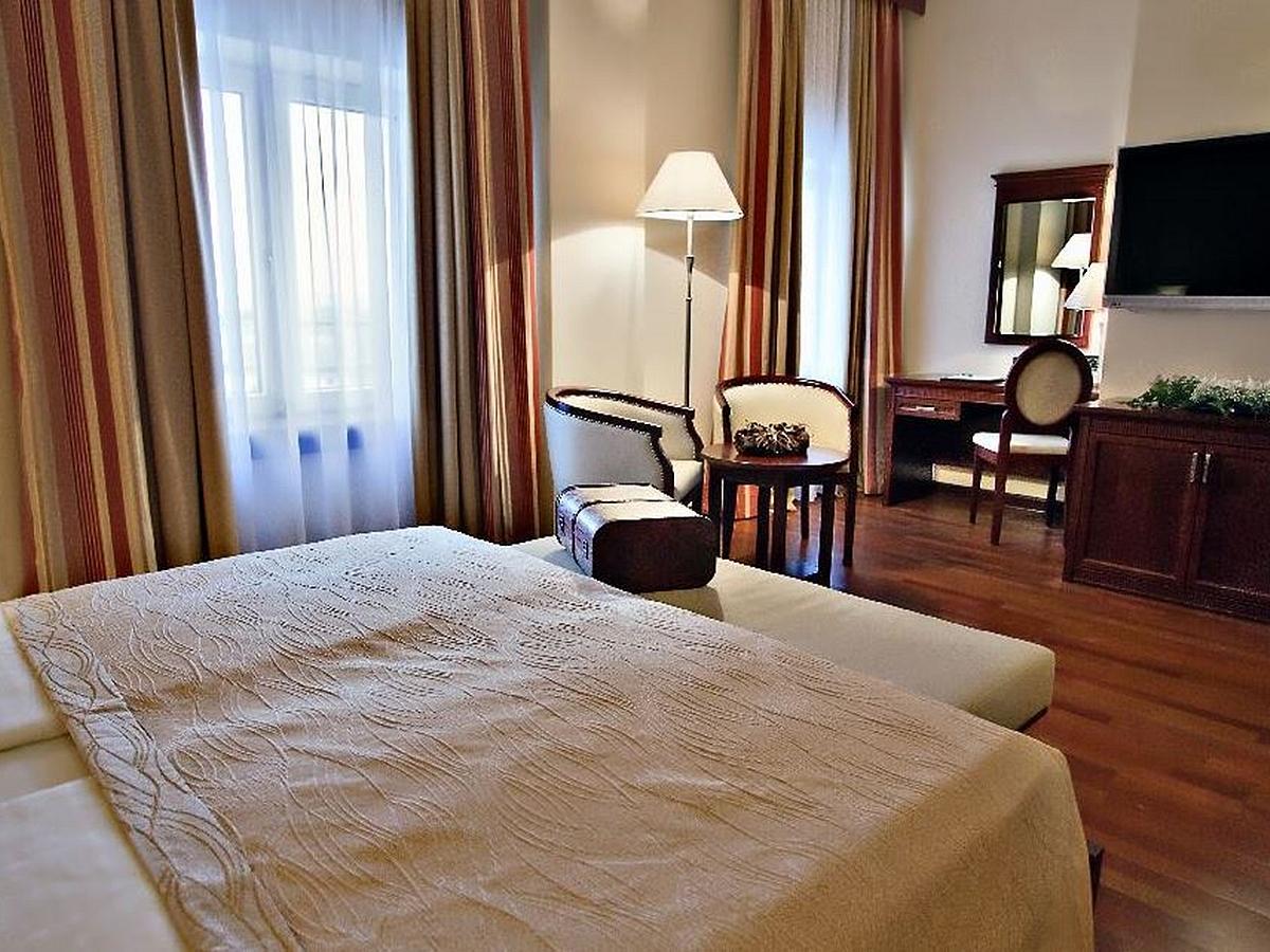 Grand Hotel Palazzo Porec Kroatien
