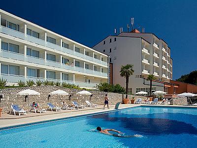 Hotel  ALLEGRO -  Rabac (Rabac)