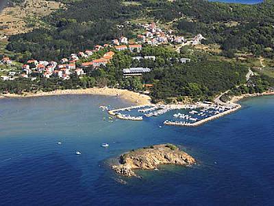 Tourist settlement  SAN MARINO VELI MEL -  Lopar (Rab)