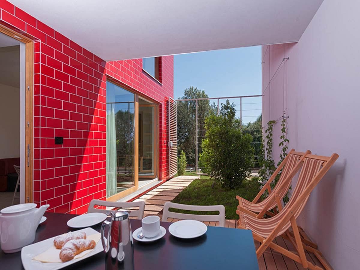 Apartment Premium for 6 personsB 6