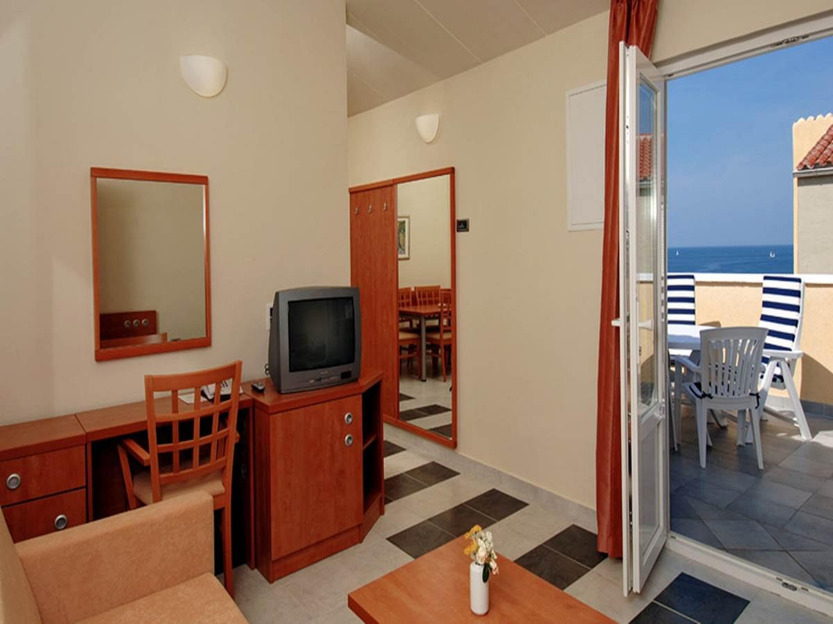 Apartment for 5 persons