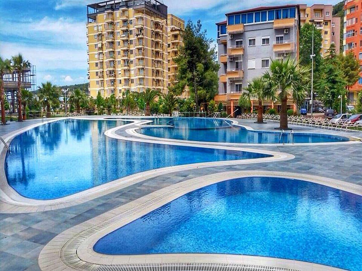 hôtel de luxe albanie