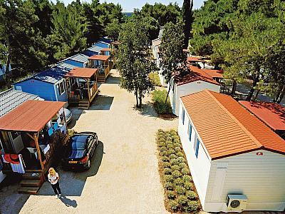 Chorvatsko mobilní dům