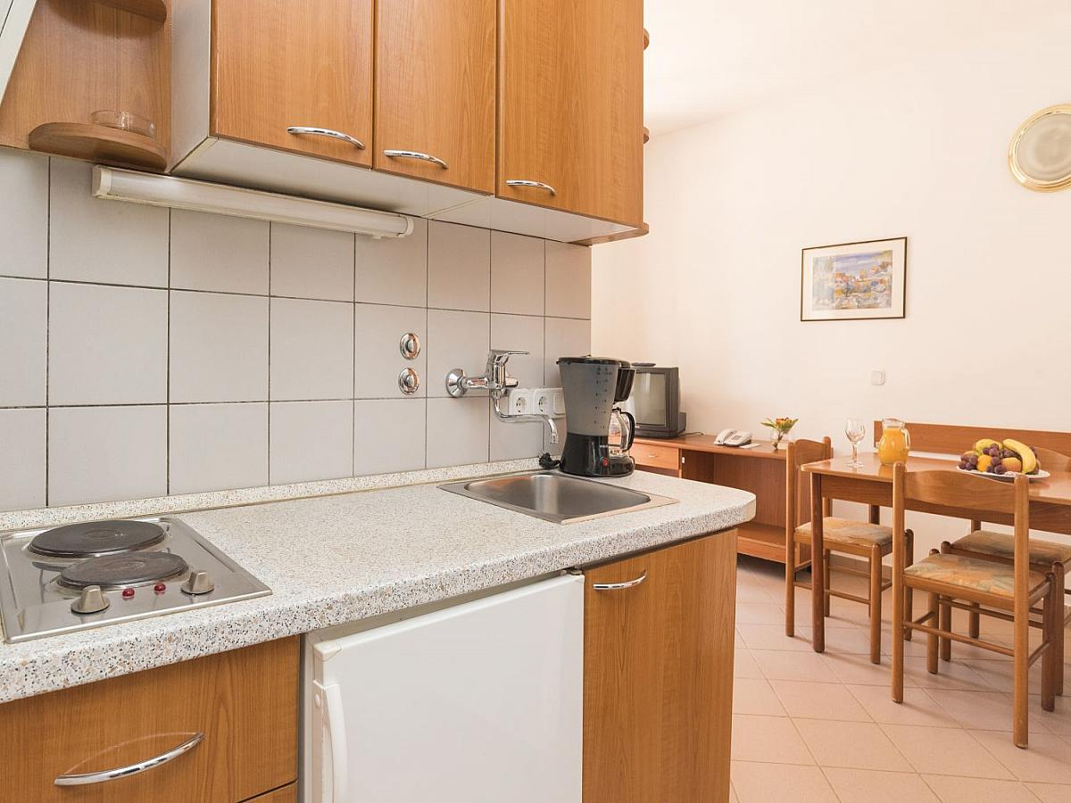 Apartment for 3 people