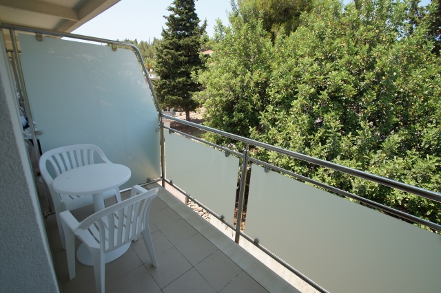 Double room park side with balcony ,light all inclusive