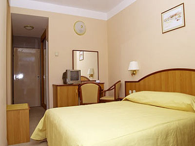 Double room park side  light  all inclusive
