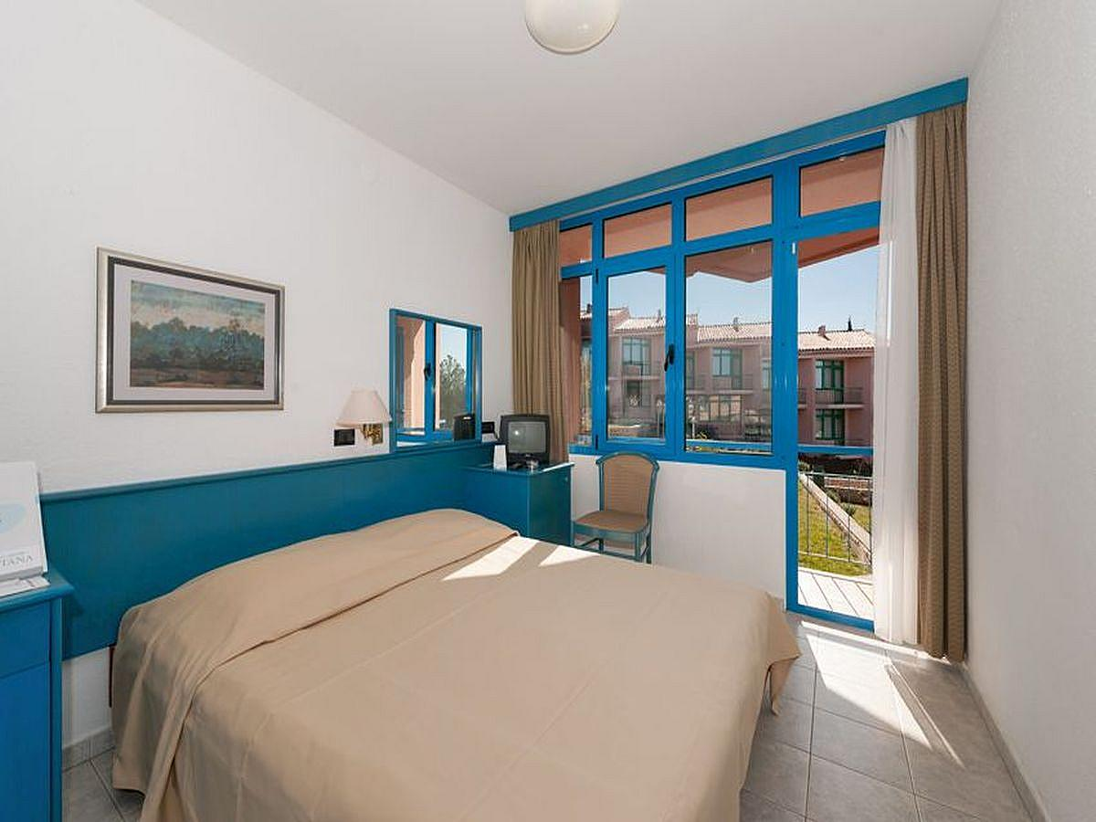 Single room sea side with balcony - all inclusive